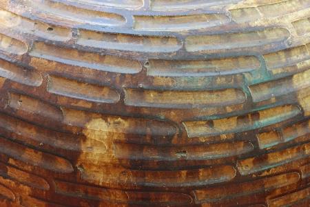 Pottery vase  Stock Photo