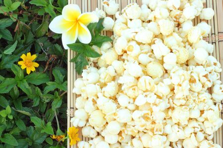 Popcorn snacks  Stock Photo - 16893877