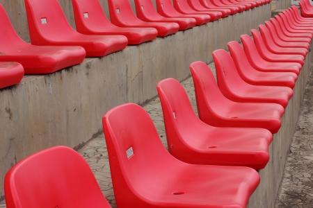 grandstand: Seat grandstand