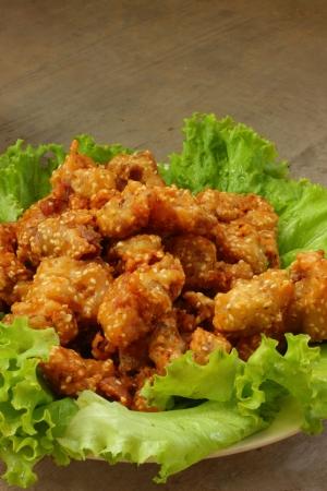 N  Fried Chicken