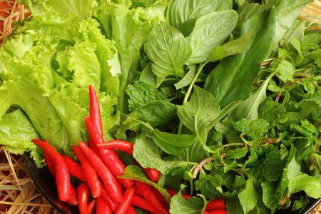 Fresh vegetable Stock Photo - 17812629