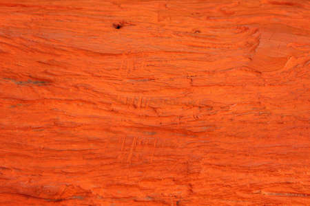 Flooring orange  photo