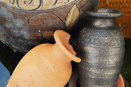 earthenware: Earthenware