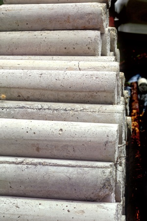 Cement block background. Stock Photo - 22146650