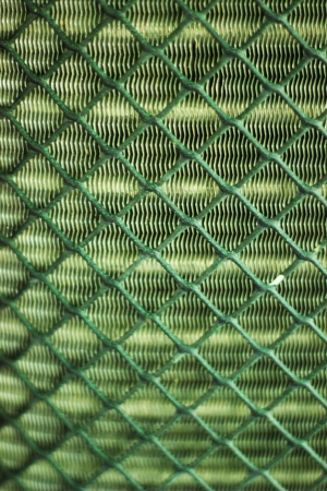 Mesh iron wire in background texture photo