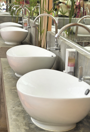 Faucets and sinks photo