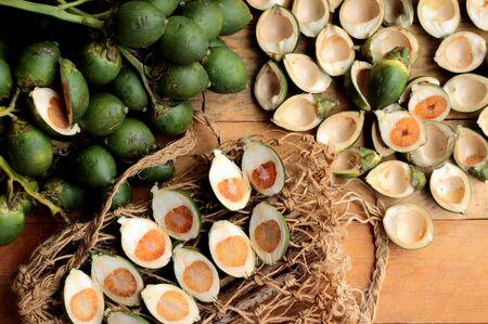 betel: Betel palm Stock Photo