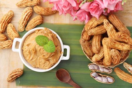 Peanut butter and peanut