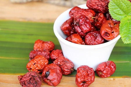 Jujube dry is delicious, Chinese traditional style