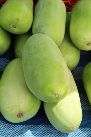 Winter melon for cooking at street food