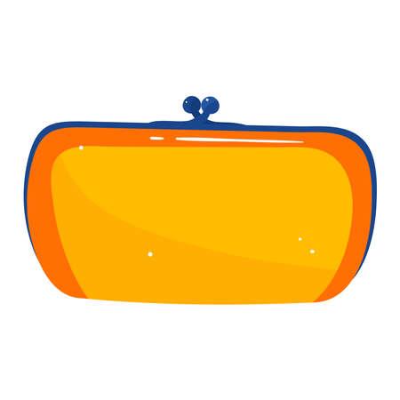 Travel suitcase, luggage vacation, summer background isolated on white design cartoon style vector illustration. 向量圖像
