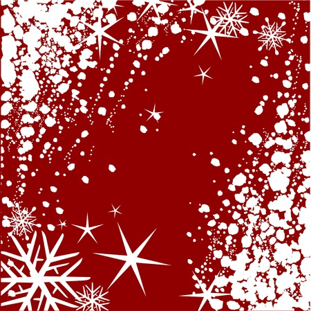 Christmas background for design and print Vector