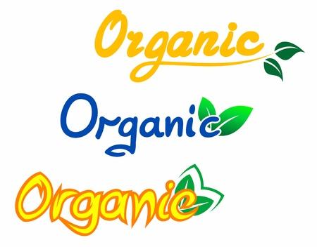 logo de comida: Ecología y símbolos de la naturaleza para el diseño de los alimentos y el medio ambiente
