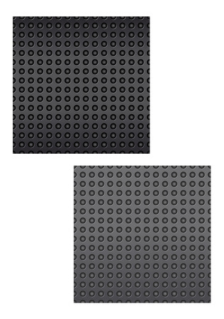 Carbon or fiber pattern for background or wallpaper design Vector