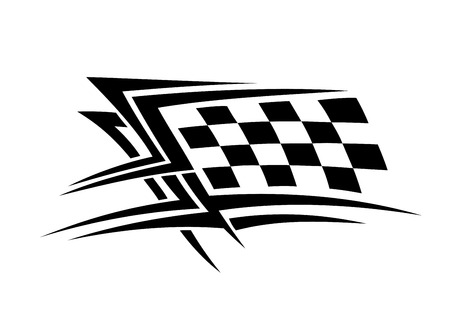 autosport: Racing sports tattoo
