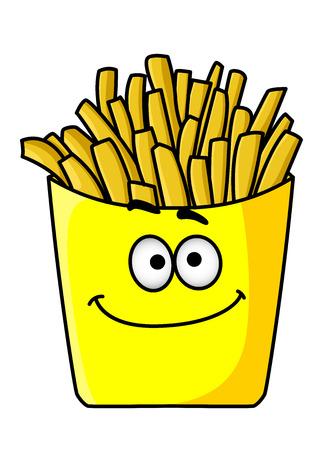crispy: Delicious golden crispy French fries