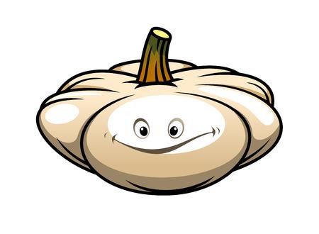 Sweet Orange Pumpkin Vegetable Sketch Icon Of Ripe Autumn Gourd ...