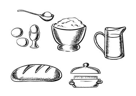 pan con mantequilla: