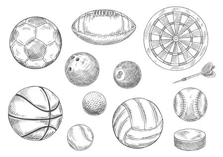 Artículos Deportivos Para Los Juegos Deportivos Individuales Y De ...