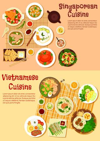 Cuisine Asiatique Banque D'Images, Vecteurs Et Illustrations ...