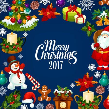 Reno-Metálico-Navidad-lindo 50 Pegatinas de sello de Navidad-Muñeco De Nieve-Santa-Holly-fecha