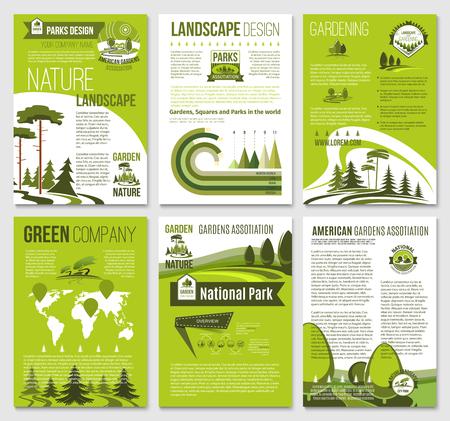 Brochure voor groen natuur eco bedrijf