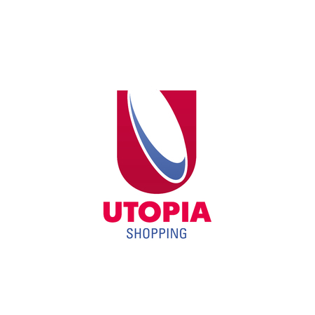 Logo for Utopia shopping mall