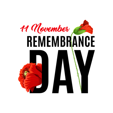 11 of November Remembrance day
