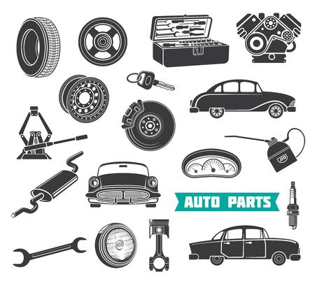 Equipment for auto repair