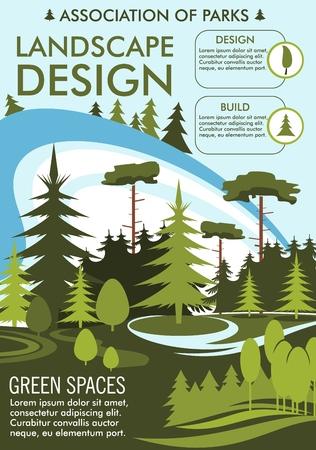 Landscape design and gardening service