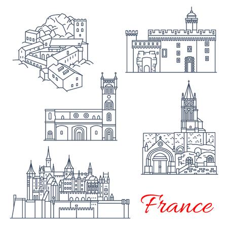 Frankreich reisen Sehenswürdigkeiten von Touren in Aquitanien