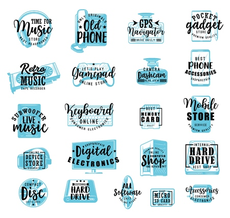 Digital gadgets, multimedia electronic devices store sketch lettering.