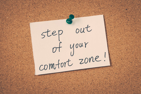 in the zone: comfort zone