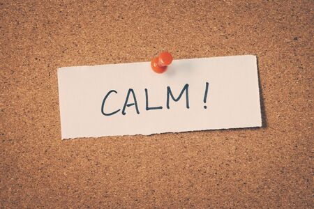 Calm Stock Photo