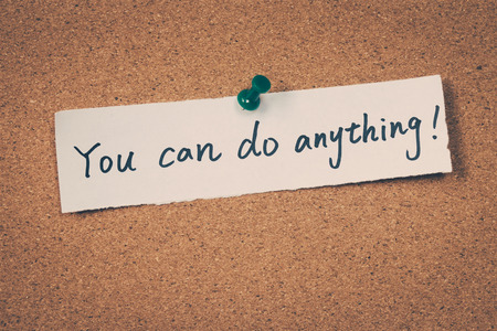 anything: You can do anything