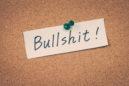 Unsinn: Bullshit