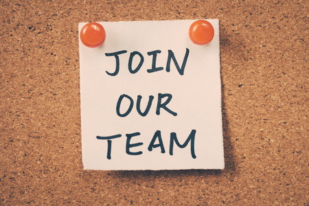 our team: Join our team