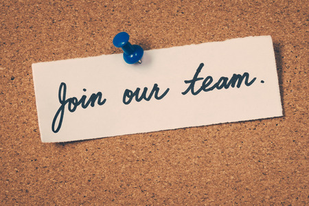 our: Join our team
