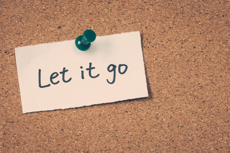 to let: Let it go