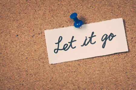 let go: Let it go