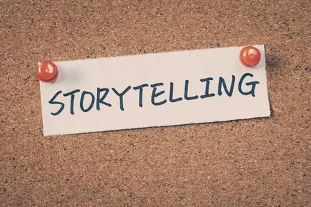 storytelling: Storytelling