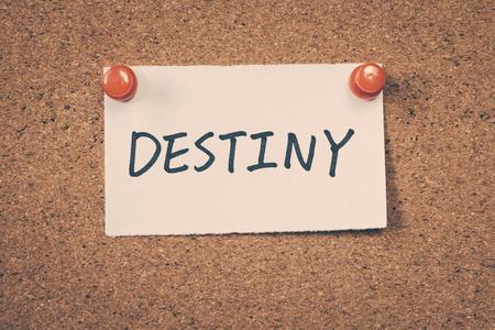 destiny: Destiny Stock Photo