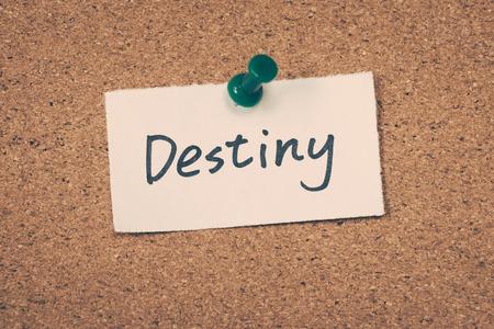 destin: Destiny