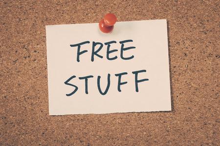 spul: Free stuff