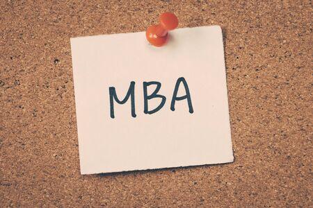 mba: MBA