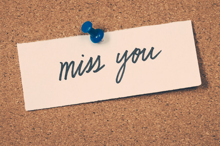 miss: miss you