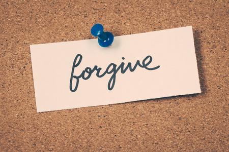 perdonar: perdonar