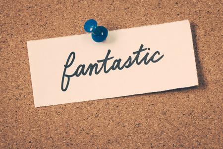 fantastic: fantastic