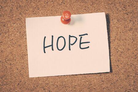 hope: hope