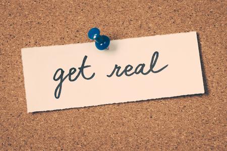 get: get real